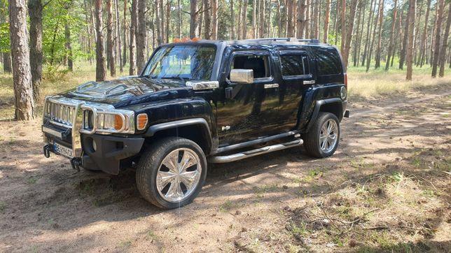 Продам обменяю Hummer H3