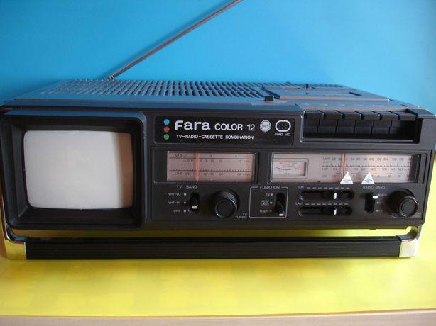 Radiomagnetofon z TV FARA Z-30L