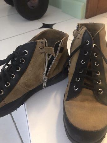 Продам детские ботинки Gallucci,McGregor