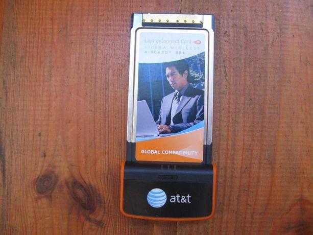 Sierra Wireless AirCard 881 3G GSM модем c GPS