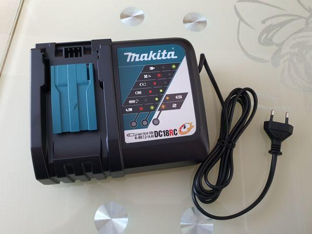 Зарядное устройство Makita DC18RC (195584-2) Европа