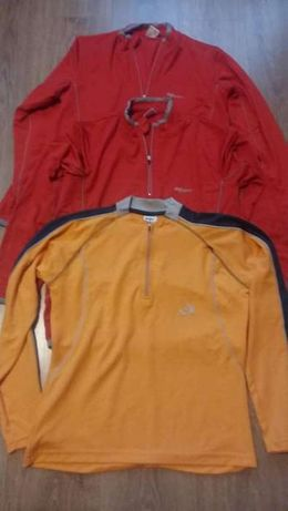 Bluza Koszulka Sportowa-Termiczna Coolmax SHAMP