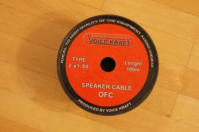 Przewód / kabel AUDIO / VIDEO mb.