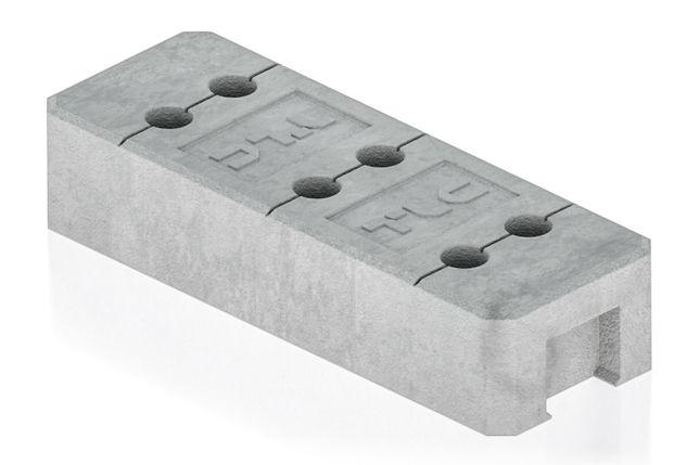 Stopa betonowa 36kg, ogrodzenia przenośne, mobilne, tymczasowe Łódź