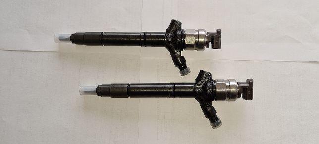 Wtryski / Wtryskiwacze (2szt) Toyota Denso 23670-0R180