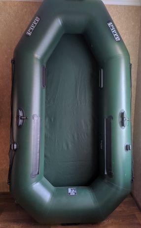 Надувная лодка Ладья ЛТ-250-СБЕ со слань-ковриком