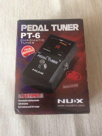 Tuner gitarowy NUX,klawiatura midi,kable gitarowe
