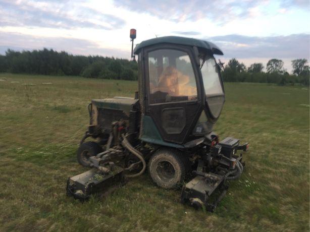 Kosiarka wrzecionowa samojezdna traktorek Hayter t424 Kubota