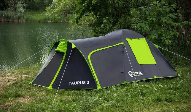 Туристическая палатка 3-х местная Taurus 3 Peme Польша