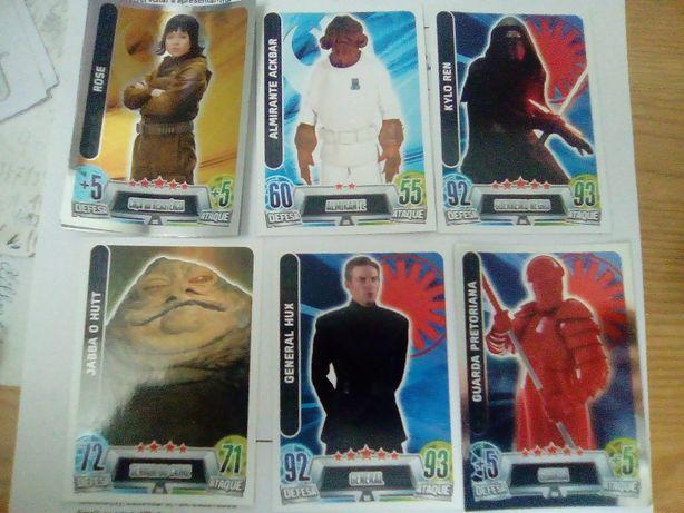 24 Cartas Star Wars