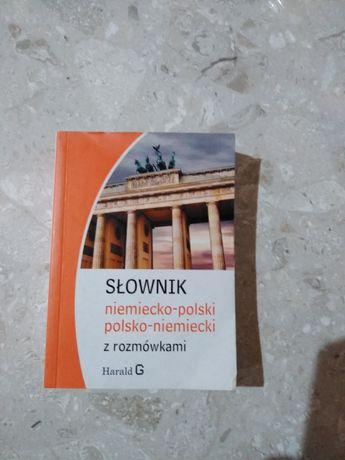 Sprzedam słownik polsko-niemiecki