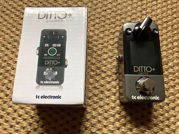 Looper TC Electronic Ditto +