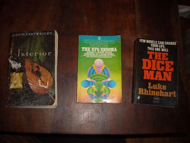 Livros Ingles Ciencia Aventura Romance