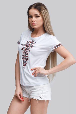 Вышиванка/ вишиванка/ футболка фирмы Ukr Glamour (Новая!)