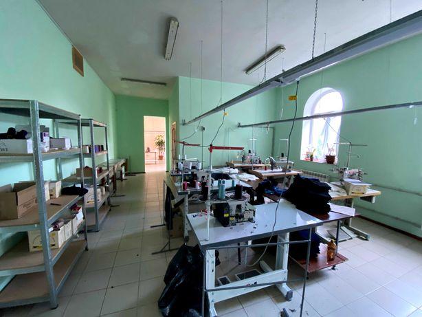 Оренда приміщення, швейний цех то що... 230 кв.м. біля Південної брами