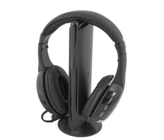 MH2001 Bezprzewodowe słuchawki 5-w-1 Hi-Fi S-XBS z
