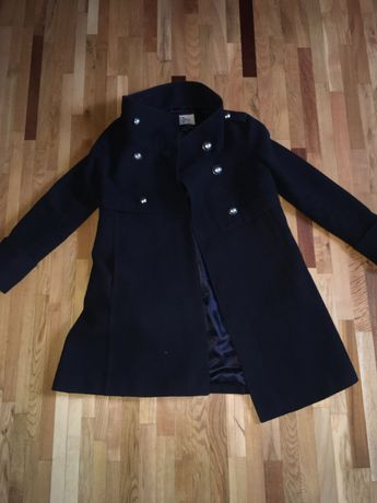 Женское итальянское стильное теплое пальто!