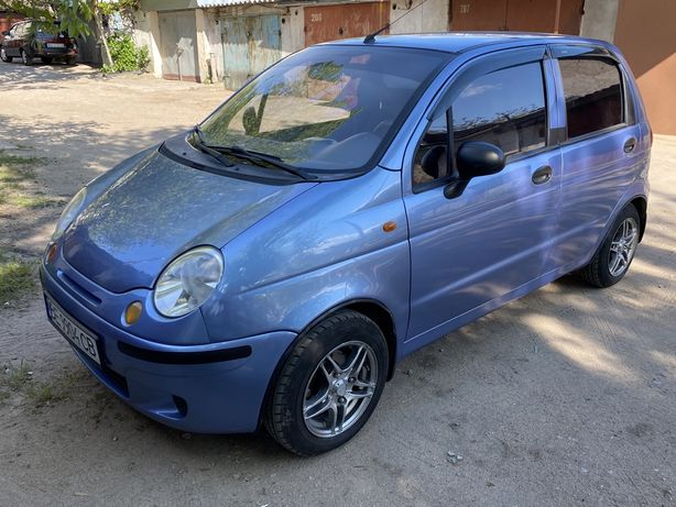 Daewoo Matiz 2007 г