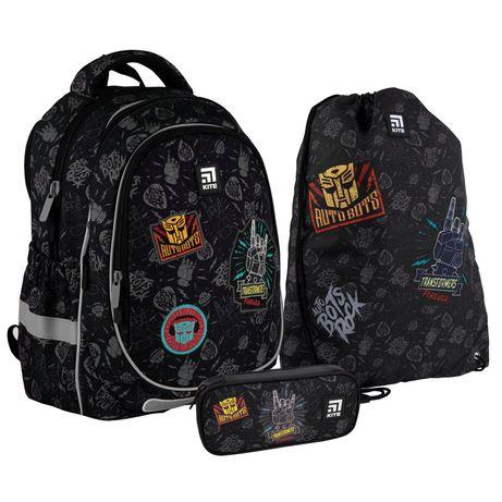 Набір set_tf21-700m рюкзак + пенал + сумка для взуття Kite 700 TF