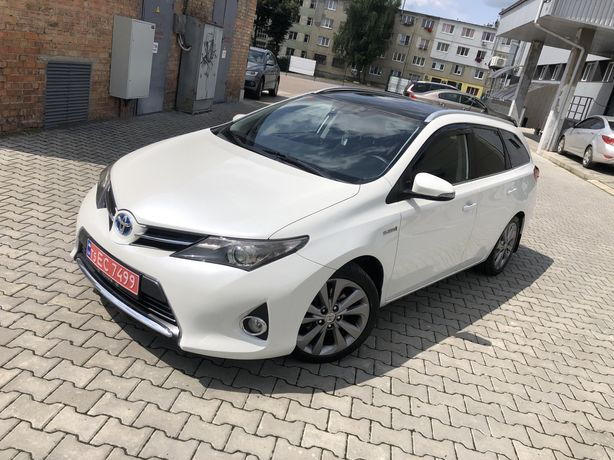 Toyota Auris Hybrid EUROPA