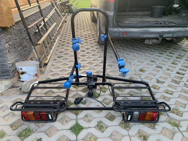 Bagażnik na 3 rowery Thule na hak