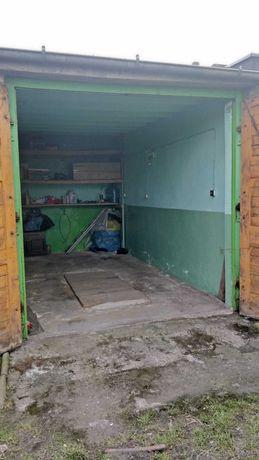 Garaż Murowany Ul. Kruśliwiecka