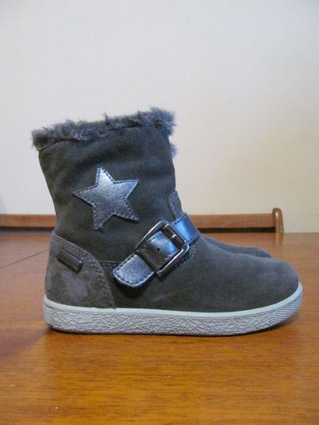 Ботинки Bama tex на девочку 25р. стелька 16,5 см.