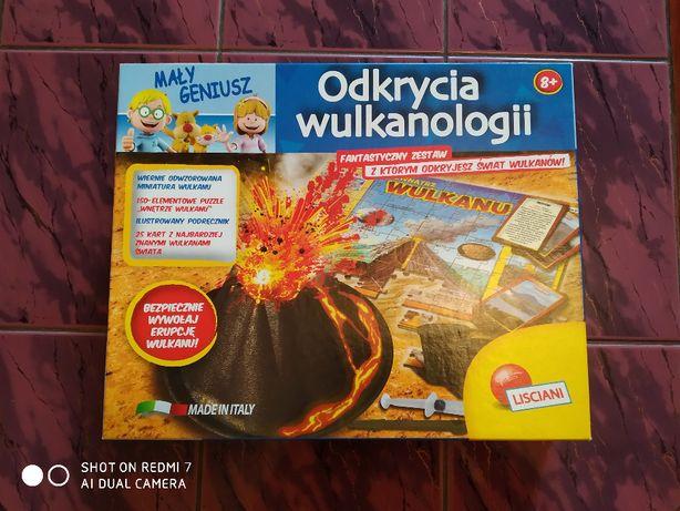 Gra Odkrycia wulkanologii