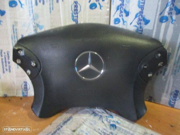 Airbag condutor 20346011989B51 MERCEDES / W203 / 2000 /