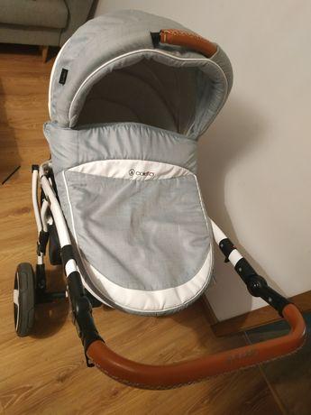 Wózek 3w1 Coletto Florino Carbon