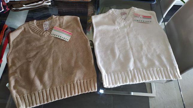 NOVO conjunto de 2 camisolas 8 anos VERTBAUDET