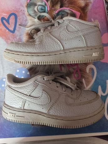 Nike 26 dziecięce szare uniwersalne