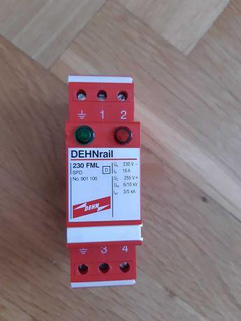 Ogranicznik przepięć DEHNrail 230 FML