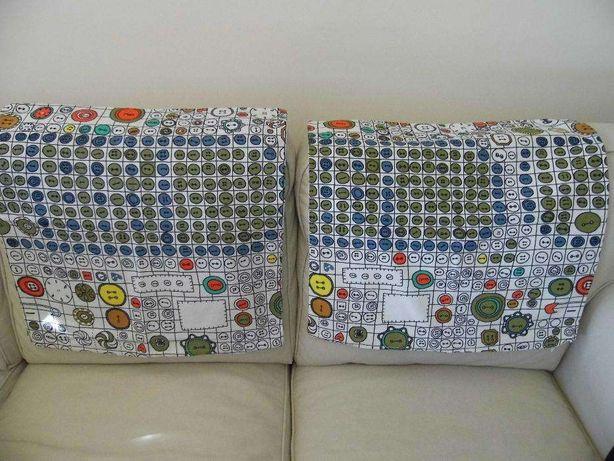 Fronhas 50x50cm (almofadas) Ikea Lusy Knapp NOVAS
