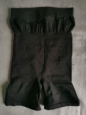 Closet 40/42 bielizna modelujące wyszczuplające czarna