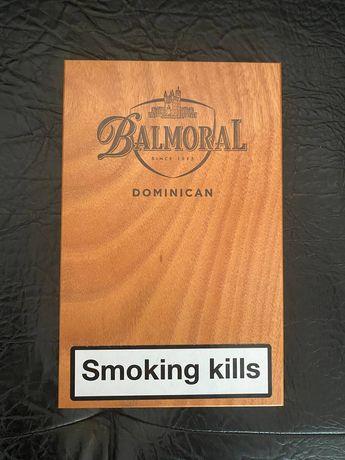"""Сигари, виробник""""Balmoral"""""""
