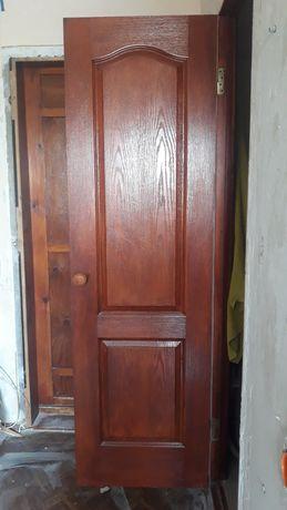 Дверь межкомнатная без коробки