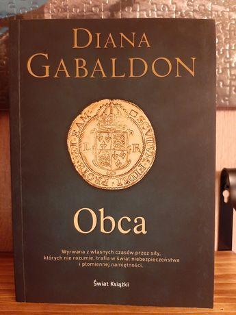 Książka Obca D. Gabaldon