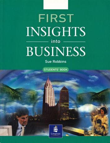 First Insights into Business, Students' Book, Sue Robbins