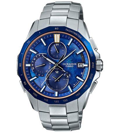 Часы Casio Oceanus OCW-S4000E-2A ! 100% ОРИГИНАЛ! Гарантия 2 года!