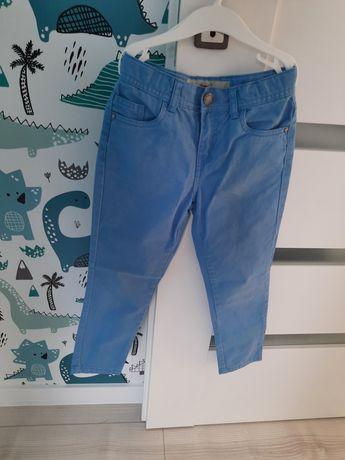 Spodnie rozmiar 122