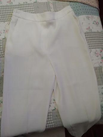 Calças Clássicas Zara