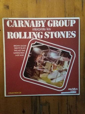 Winyl Carnaby Group interpret les - Rolling Stones - Wysyłka !