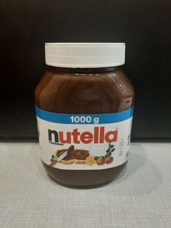 Шоколадная крем паста Нутелла Nutella 1кг, какао