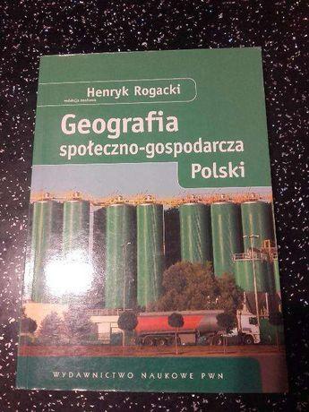 Geografia społeczno-gospodarcza Polski Rogacki