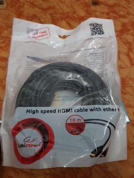 Продам HDMI кабель 5м. и 10м.