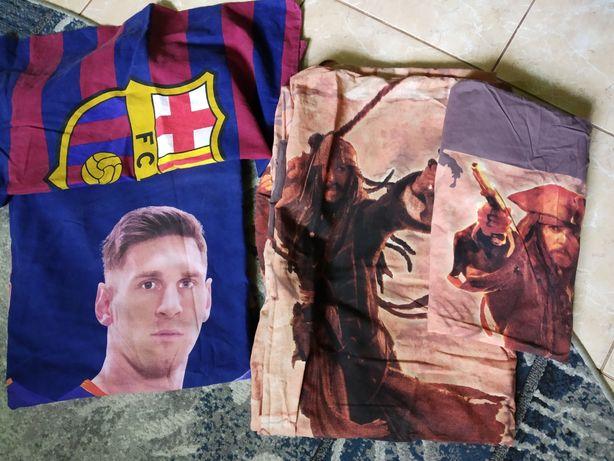 Pościel FCBarcelona i Piraci z Karaibów