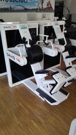Atlas Maszyna na brzuch spięcia DAVID 130 Abdominal Flexion