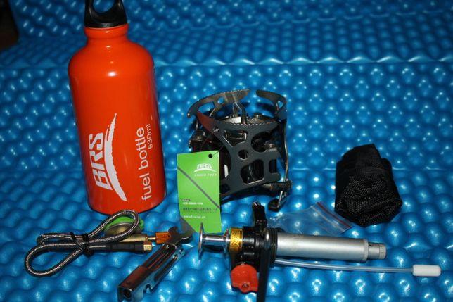 Мультитопливная газовая горелка ВRS-8 BOOSTER+1 пальник на бензин