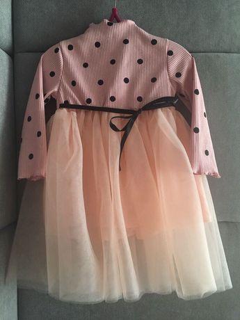 Elegancka sukienka r.98